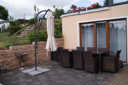 Für 10 Personen: Hübsches Apartment / Ferienwohnung in der Region Eifel