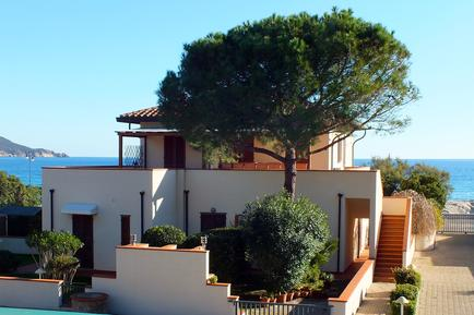 Für 6 Personen: Hübsches Apartment / Ferienwohnung in der Region Elba