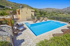 Holiday home 1258389 for 8 persons in Castellammare del Golfo