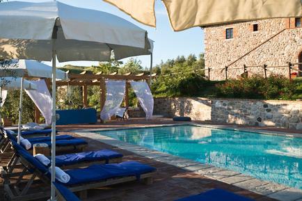 Für 3 Personen: Hübsches Apartment / Ferienwohnung in der Region Volterra