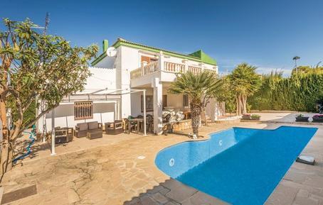 Gemütliches Ferienhaus : Region Costa-Dorada für 15 Personen