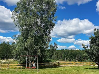Gemütliches Ferienhaus : Region Högsby für 6 Personen