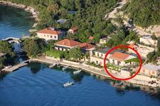Appartement de vacances 1259637 pour 4 personnes , Prožurska Luka