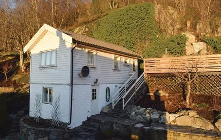 Gemütliches Ferienhaus : Region Rogaland für 5 Personen