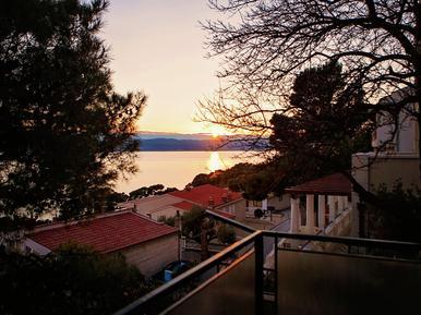 Für 4 Personen: Hübsches Apartment / Ferienwohnung in der Region Brela