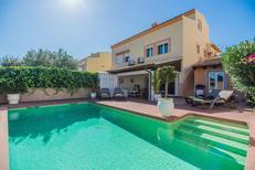 Maison de vacances 1262076 pour 6 personnes , Alcúdia