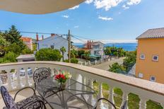 Rekreační byt 1262173 pro 4 osoby v Crikvenica