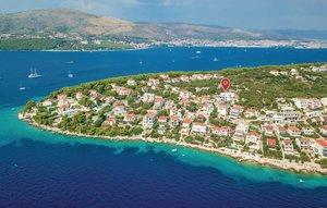 Gemütliches Ferienhaus : Region Ciovo für 10 Personen