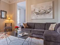 Appartement 1263007 voor 9 personen in Barcelona-Eixample