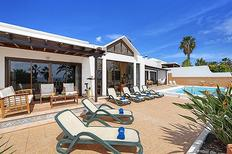 Holiday home 1263413 for 8 persons in Costa Teguise