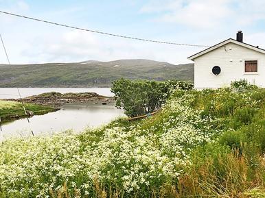 Gemütliches Ferienhaus : Region Finnmark für 7 Personen