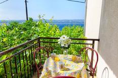 Etværelseslejlighed 1264454 til 3 personer i Lokva Rogoznica