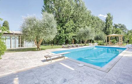 Gemütliches Ferienhaus : Region Pisa für 6 Personen