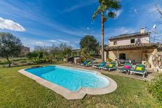 Maison de vacances 1265175 pour 6 personnes , Sant Joan