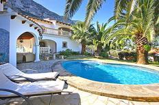 Vakantiehuis 1265789 voor 6 personen in Dénia
