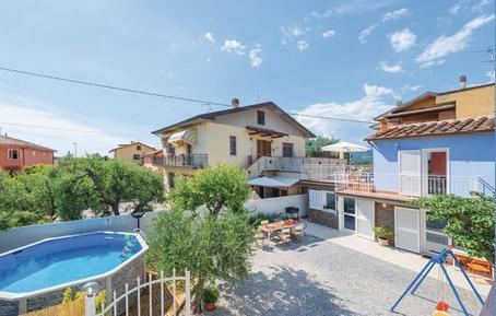 Gemütliches Ferienhaus : Region Pieve a Nievole für 6 Personen