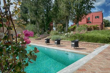 Gemütliches Ferienhaus : Region Toskana für 21 Personen