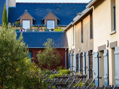 Gemütliches Ferienhaus : Region Cancale für 6 Personen