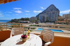 Holiday apartment 1267689 for 3 persons in Calpe
