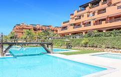 Appartement 1267720 voor 6 personen in Estepona