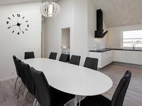 Maison de vacances 1267726 pour 10 personnes , Løkken
