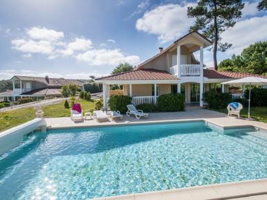 Gemütliches Ferienhaus : Region Lacanau für 6 Personen