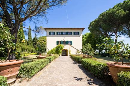Gemütliches Ferienhaus : Region Montecatini Val di Cecina für 16 Personen