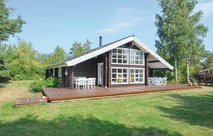 Gemütliches Ferienhaus : Region Falster für 8 Personen