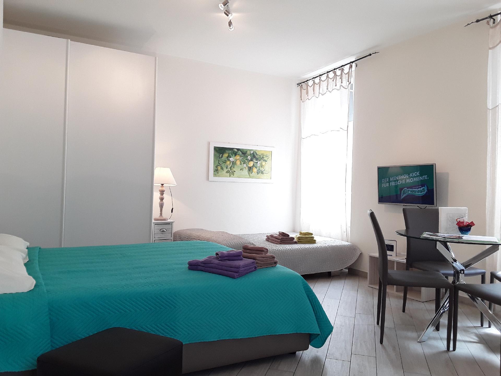 Studio für 2 Personen  + 2 Kinder ca. 41 m&su   Gardasee - Lago di Garda