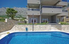 Appartement 1270560 voor 4 personen in Puharići bij Makarska