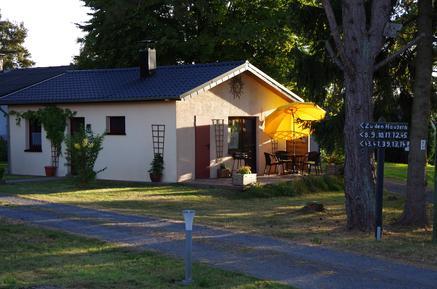 Gemütliches Ferienhaus : Region Eifel für 3 Personen
