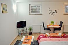 Studio 1272568 for 2 persons in Zagreb