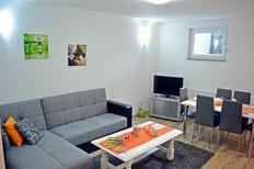 Holiday apartment 1272595 for 5 persons in Zagreb