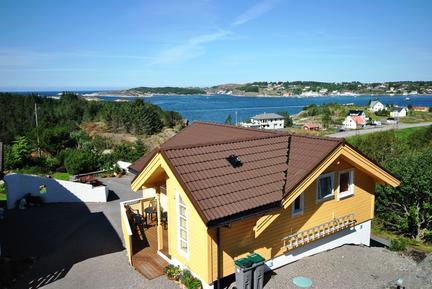 Gemütliches Ferienhaus : Region Bergen für 5 Personen
