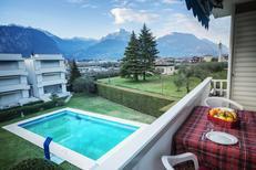 Appartement 1273828 voor 5 personen in Riva Del Garda