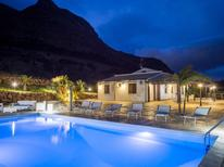 Holiday home 1275007 for 8 persons in Castellammare del Golfo