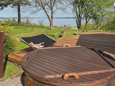 Gemütliches Ferienhaus : Region Seeland für 9 Personen
