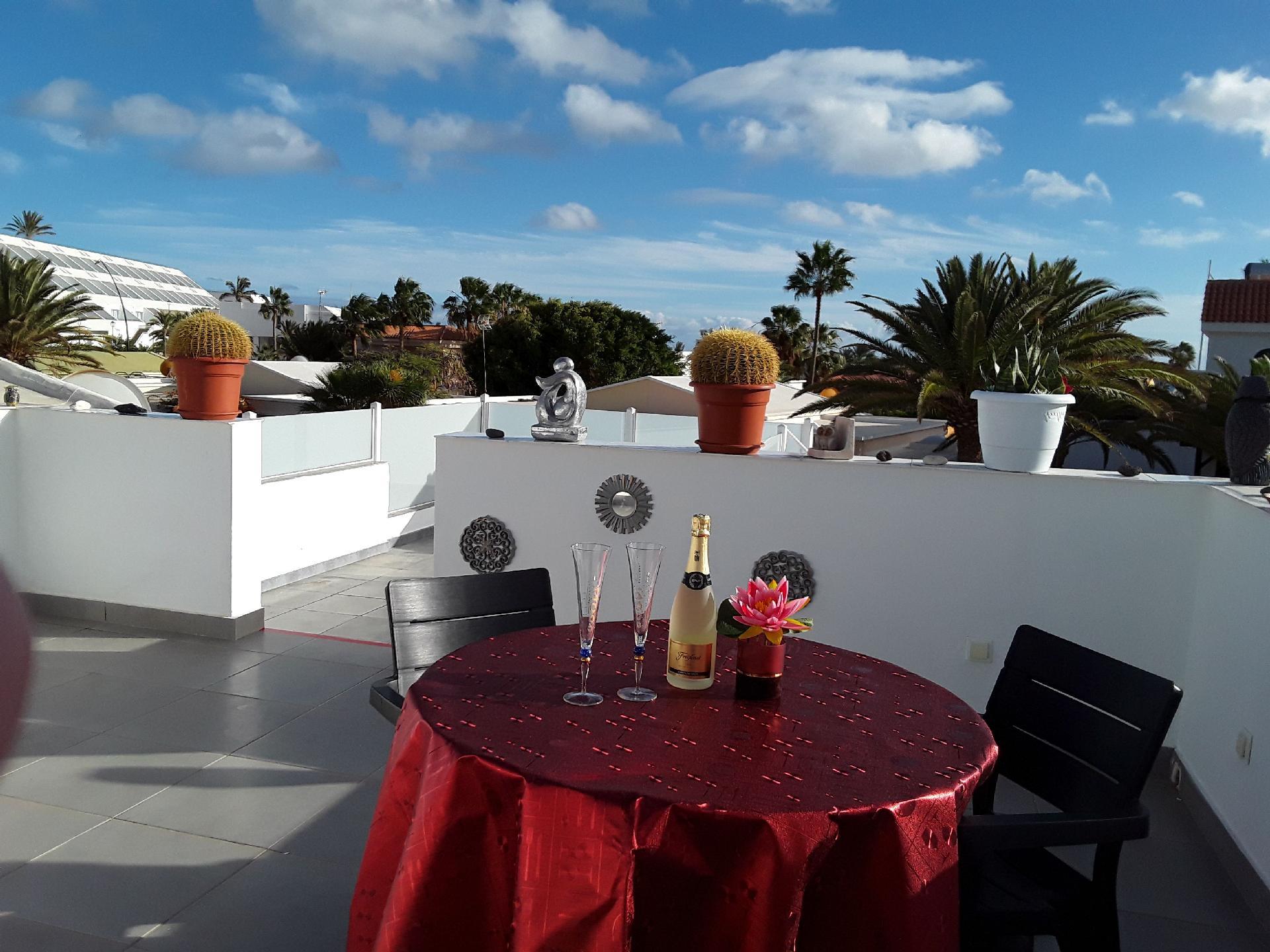 Wellness-Ferienhaus mit Whirlpoolwanne, Klimaanla  in Spanien