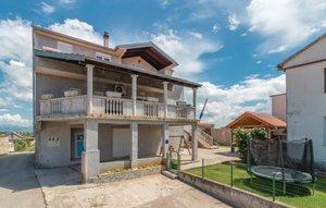 Für 6 Personen: Hübsches Apartment / Ferienwohnung in der Region Zadar