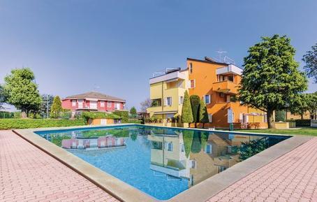 Für 7 Personen: Hübsches Apartment / Ferienwohnung in der Region Gardasee