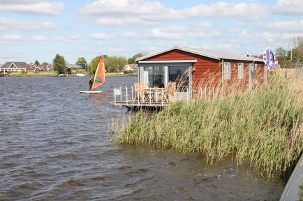 Gemütliches Ferienhaus : Region Ijsselmeer für 4 Personen