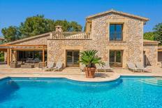 Maison de vacances 1277092 pour 12 personnes , Port de Pollença