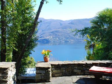 Gemütliches Ferienhaus : Region Brissago für 2 Personen