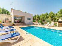Holiday home 1277722 for 8 persons in Colònia de Sant Pere