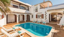 Holiday home 1277819 for 10 adults + 1 child in Cap d'Artrutx