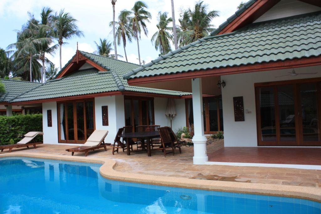 Ferienhaus mit Privatpool für 8 Personen  + 1  in Asien und Naher Osten