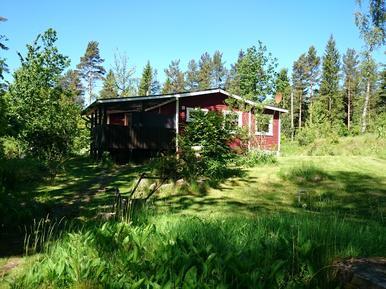 Gemütliches Ferienhaus : Region Smaland für 4 Personen