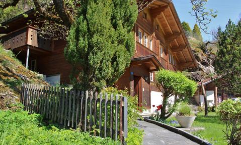 Gemütliches Ferienhaus : Region Berner Oberland für 11 Personen