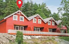 Rekreační dům 128058 pro 6 dospělí + 2 děti v Gjermundshamn