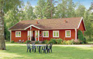 Gemütliches Ferienhaus : Region Westschweden für 8 Personen